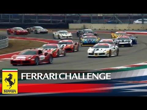 Ferrari Challenge North America - COTA 2019, Trofeo Pirelli Race 2