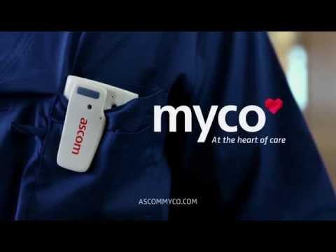 Ascom Myco – en robust smarttelefon for helsevesenet - kortfilm (NO)