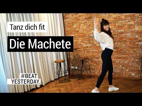 Tanz dich fit: Die Machete | #BeatYesterday