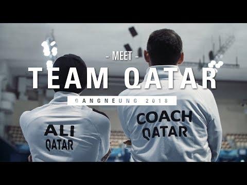 Meet the Athletes: Team Qatar