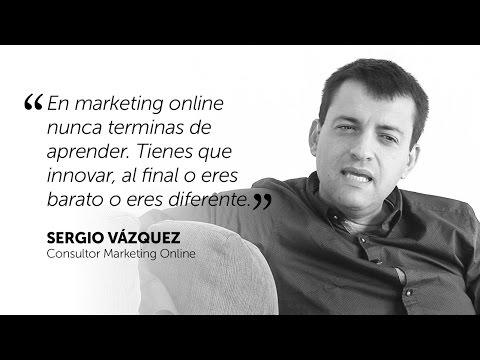 Entrevista a Sergio Vázquez, Consultor de Marketing Online en Murcia