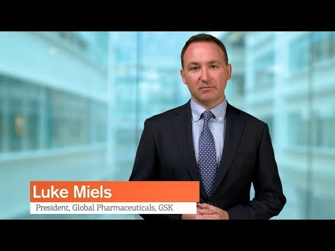 Luke Miels, President, Global Pharmaceuticals, sets out his commercial priorities for 2018