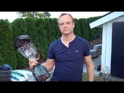 Hoverboard-brann: Rask varsling reddet huset