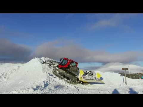 Audi FIS Ski Cross World cup Idre Fjäll 2017