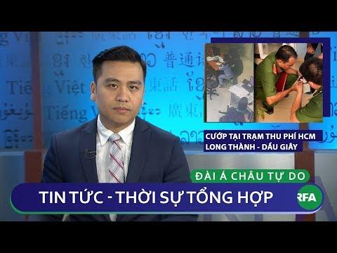 Tin nóng 24h 07/02/2019   Cướp tại trạm thu phí HCM-Long Thành- Dầu Giây