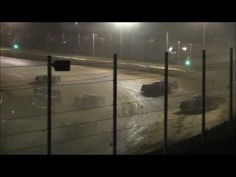Super Late Model Feature from Atomic Speedway, September 28th, 2018. - dirt track racing video image