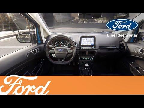 Das Ford EcoSport Interior 360 | Ford Austria
