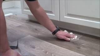 Mannington SpillShield Laminate Installation