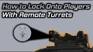GTA Online: How to Lock Onto Players With Vehicle Remote Turrets