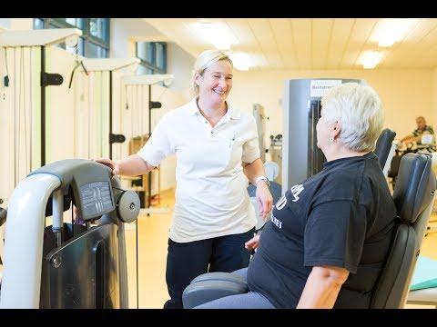 Medizinische Trainingstherapie stärkt Muskulatur und Gelenke