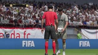 INSANE FK WITH GOALIE | Fifa 19
