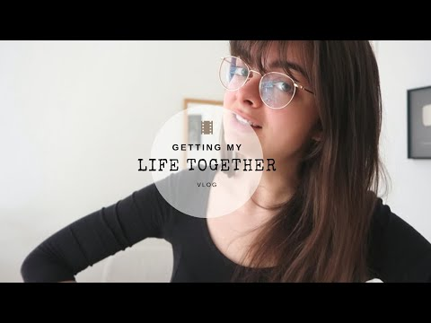 Getting My Life Together | Day In The Life Vlog