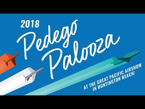 Pedego Palooza 2018 | Huntington Beach, California