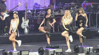 190818 BLACKPINK(Jennie)  - Whistle Live at Summer Sonic 2019 in Tokyo, Japan