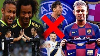 WARKA Messi oo uhanjabay Barca & Barca oo Amaah Neymar ku raadineysa &Arsenal Wararkii ugu dambe