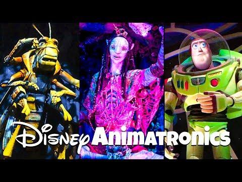 Top 10 Must See Animatronics at Walt Disney World! - UCMddDi4iCT8Rz8L0JL-bH7Q