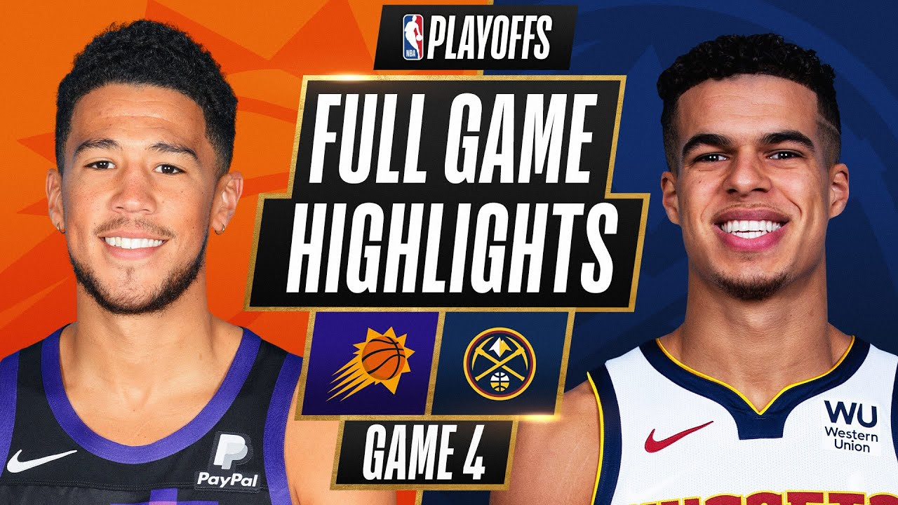 #2 SUNS at #3 NUGGETS | FULL GAME HIGHLIGHTS | June 13, 2021