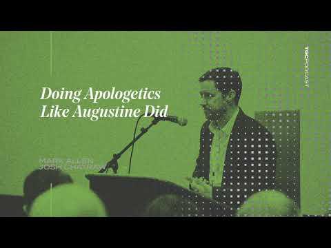 Doing Apologetics Like Augustine Did
