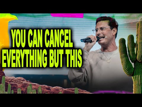 You Can Cancel Everything But This  Elevation YTH  Chad Veach