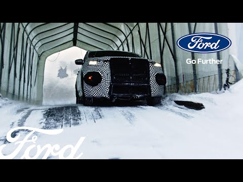 Myth Busted: Winter Test | Ford Electric Vehicles