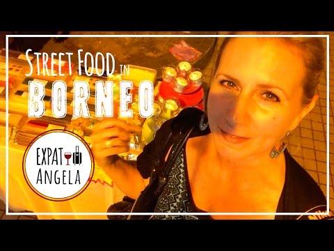 Expat Life Borneo | Miri Night Market Wireless Walk Street Food, Opposite Imperial Mall