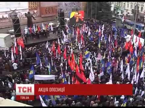 В Чернівцях пройшов мітинг