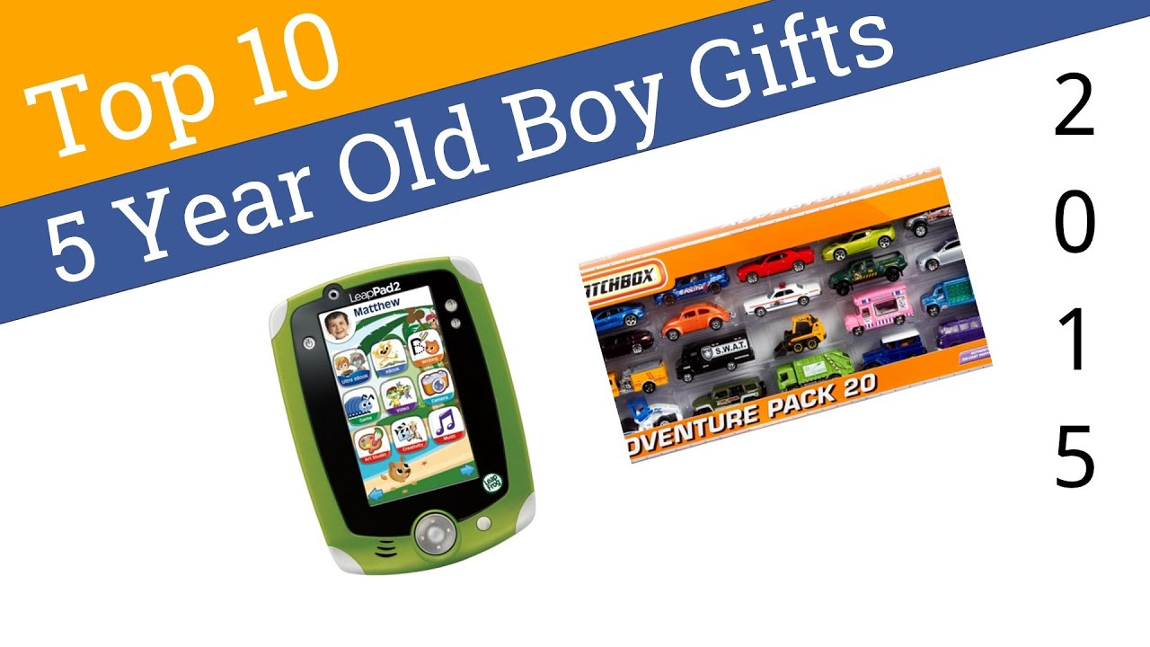 10 Best 5 Year Old Boy Gifts 2015 | Racer.lt