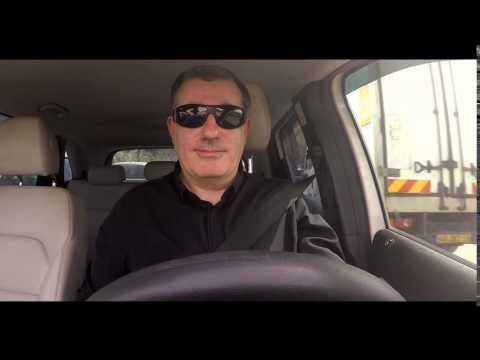 משה לוי, 12 שנה נהג מונית – מספר על העבודה ב-Gett