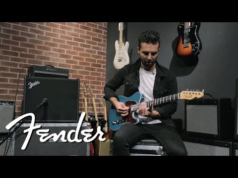 Dom Craik of Nothing But Thieves Creates His Preset | Mustang™ GT Amp Series | Fender