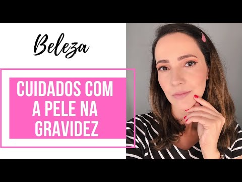 Cuidados com a pele na gravidez | Dicas da Fê