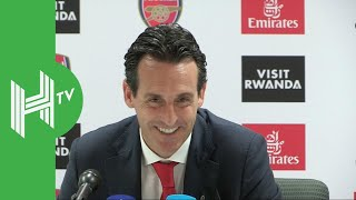Unai Emery: We NEVER want to play Liverpool!