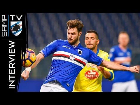 Sampdoria-Pescara, Sala: «Contento per rientro e vittoria»