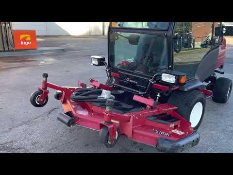 Åkgräsklippare Toro Groundmaster 3400