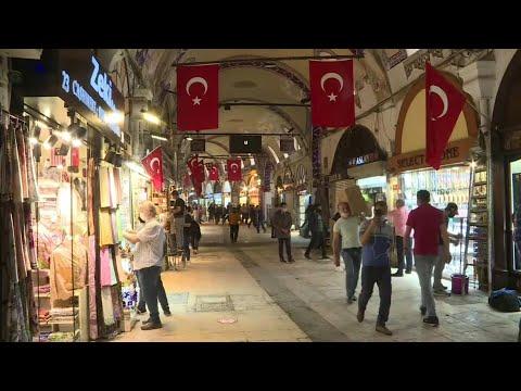 Istanbul Grand Bazaar reopens following coronavirus closure | AFP