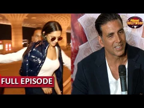 Deepika In Search Of Hollywood Projects | Akshay Recounts Incidents About Defecating In Open