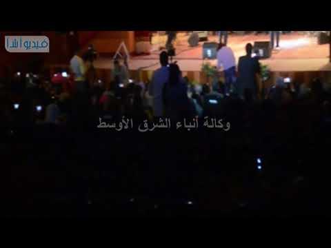 """بالفيديو : """"منها وبنحبها"""" ابتهالات اسلامية وترانيم مسيحية ترسم أسمي معاني الوحدة الوطنية"""