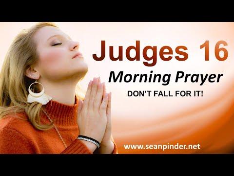 DON'T FALL For It - Morning Prayer