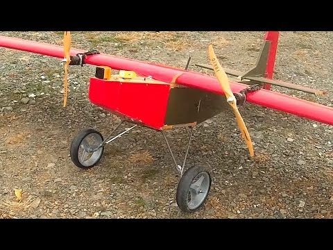 Big STOL-style scratch build plane part 10 (more fail) - UCTXOorupCLqqQifs2jbz7rQ