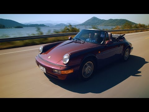 Family affair - A story of a father, son, and their Porsche 964
