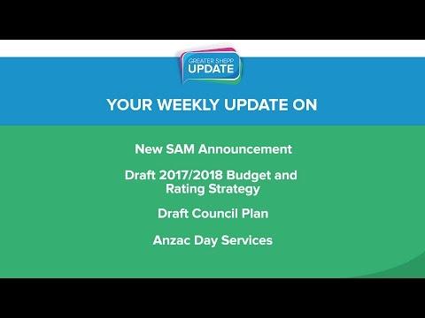 Greater Shepp Update April 24 2017 - Greater Shepparton