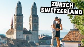 FIRST IMPRESSIONS OF SWITZERLAND (celebrating Swiss National Day)