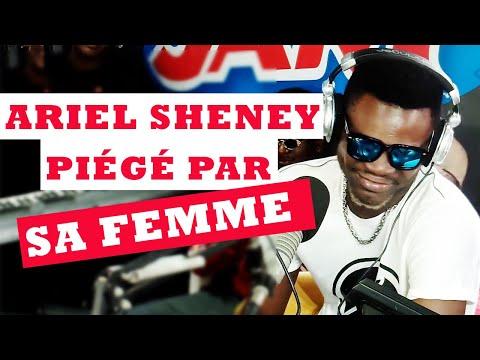 ARIEL SHENEY PIÉGÉ PAR SA FEMME