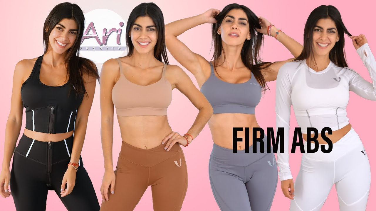 FIRM ABS Try On Haul – #FirmAbs