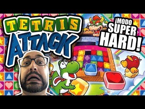 3x13 Tetris Attack (1P VS S-Hard) (SNES)