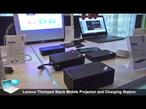Lenovo Thinkpad Stack Mobile Projector and Charging Station - UCeCP4thOAK6TyqrAEwwIG2Q