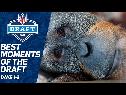 Best moments from the 2017 NFL Draft