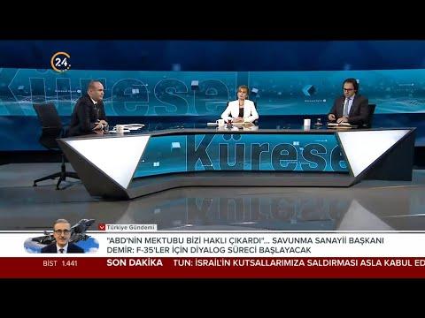 """Bora Bayraktar ile """"Küresel Oyun"""" / Türkiye-Mısır Diyaloğu – 07 05 2021"""