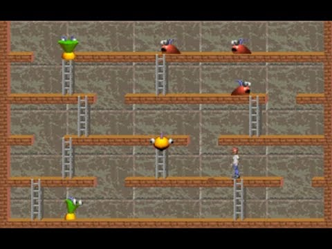 Hole-Man (Carlos Esteve Cremades) (MS-DOS) [1994]