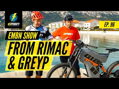 Crazy Fast Electric Bikes & Cars From Croatia | EMBN Show Ep. 96