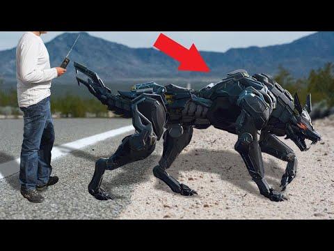 Удивительные Роботы-Животные, Которые Ты Обязан Увидеть